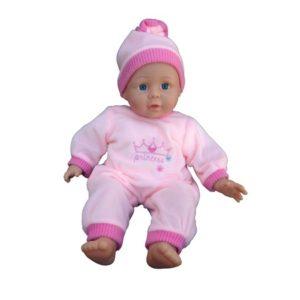 Mini Mommy - Dukker - Dukke Sofia - Babydukke med bloed krop - 40. cm. 83010_a