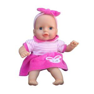Mini Mommy - Dukker - Dukke Ida - Min foerste foerste dukke med bloed krop - 30. cm. 83010_a